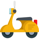 Delivery By Motorcycle